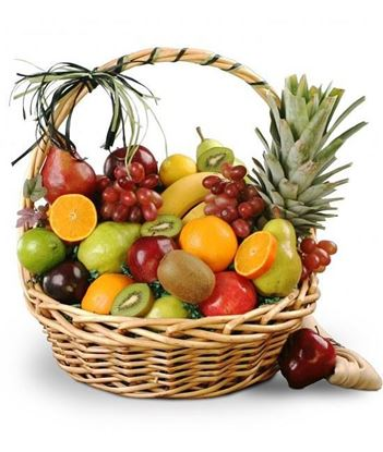 Mynd Gift basket - full of vitamin C