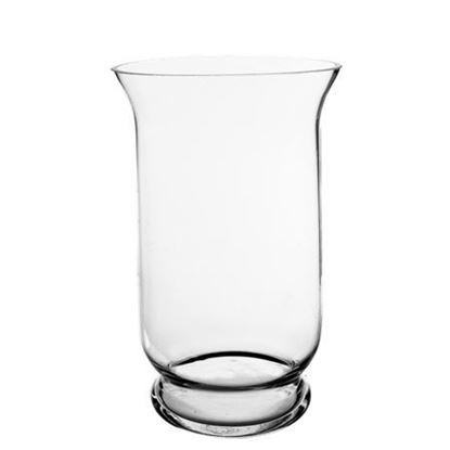 Picture of Hurricane Clear Vase-28cm
