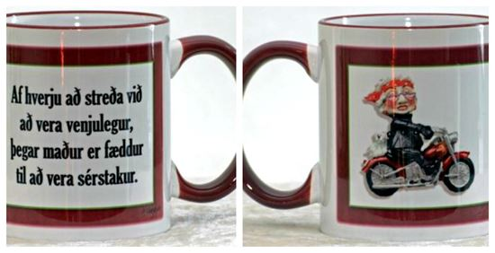 Picture of Coffee / Tea Mugs with quotes for her