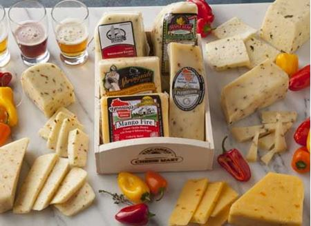 Picture for category Cheese and snack baskets