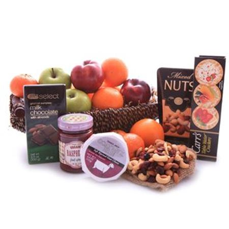 Picture for category Fruit & Snack Baskets