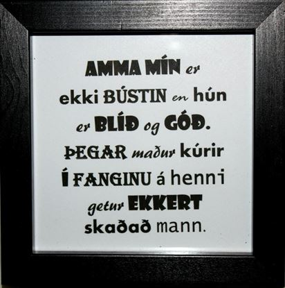 Picture of Beautiful quotes in picture frames - Grandmother 2