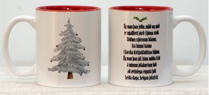Picture of Coffee / Tea Mugs n. 1 with quotes for Christmas