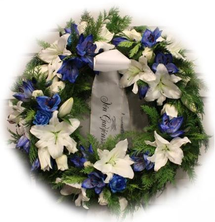 Picture for category Funeral Wreaths