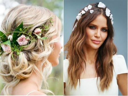 Picture for category Flower crowns.