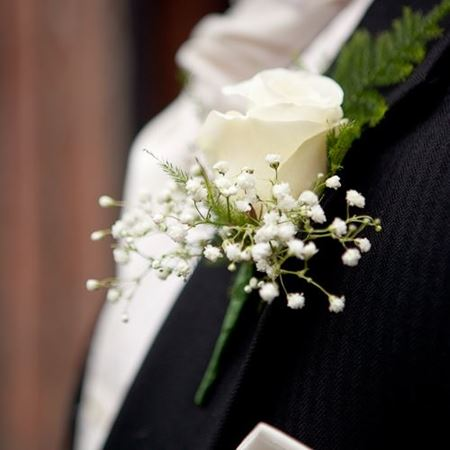 Picture for category Corsages and Boutonniere (Buttonholes).