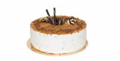 Picture of Very tasty cake with daim fylling-800g.