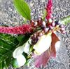 Picture of Groom's boutonniere matching  wedding bouquet n.23